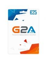گیفت کارت جی تو ای 25 یورو گلوبال (Global)