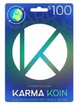KarmaKoin 100 USD Global
