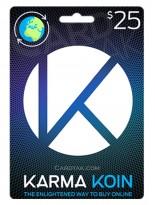 KarmaKoin 25 USD Global