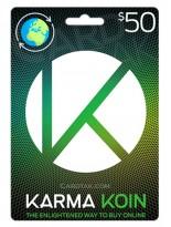 KarmaKoin 50 USD Global