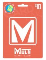 گیفت کارت مولتی گیم کارت 10 دلاری گلوبال (Global)