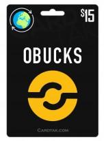 OpenBucks 15 USD Global