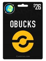 OpenBucks 26 USD Global