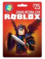 Roblox 25 USD Global