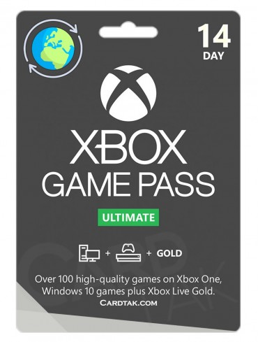 XBOX Game Pass Ultimate 14 Days (Global/Trial)