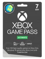 XBOX Game Pass Ultimate 7 Days (Global/Renewal)