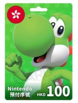 Nintendo 100 HKD Hong Kong