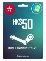 Steam 50 HKD Hong Kong