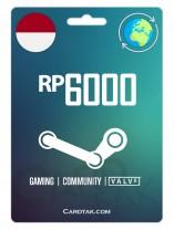 Steam 6000 IDR Indonesia