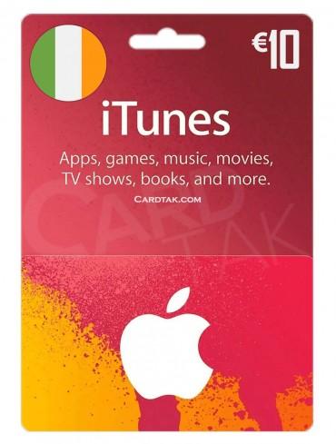 آیتونز 10 یورو ایرلند (IE)