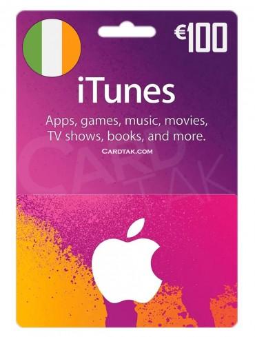 آیتونز 100 یورو ایرلند (IE)