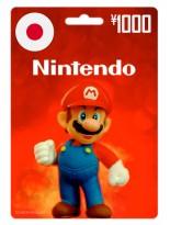 Nintendo 1000 JPY Japan