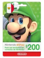 Nintendo 200 MXN Mexico