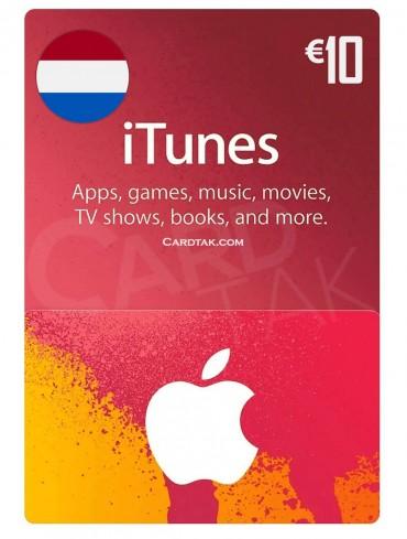 آیتونز 10 یورو هلند (NL)