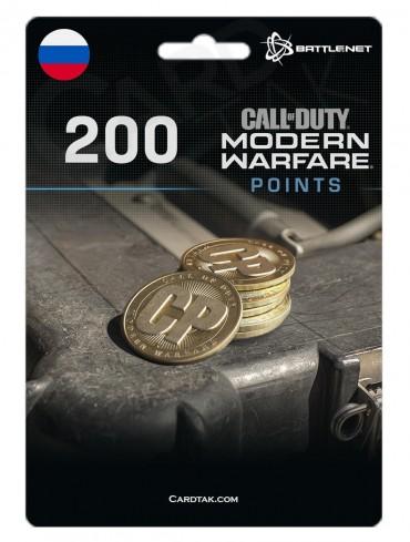 COD MW 200 Points (Battle.net/RU)
