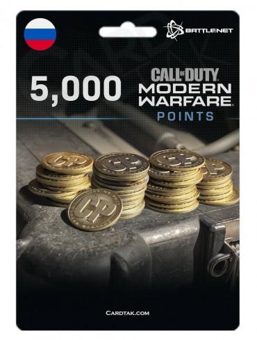 COD MW 5000 Points (Battle.net/RU)