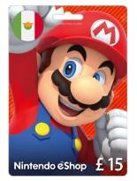 Nintendo 15 GBP  United Kingdom