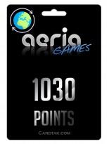 Aeria Games 1040 Points United States