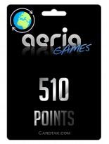 Aeria Games 510 Points United States