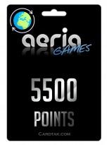 Aeria Games 5500 Points United States