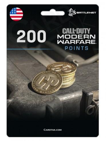 COD MW 200 Points (Battle.net/US)