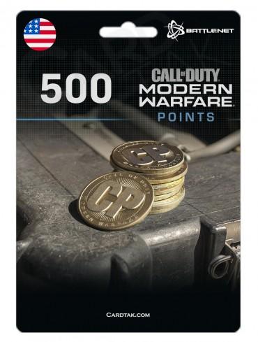 COD MW 500 Points (Battle.net/US)