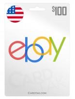 eBay 100 USD United States