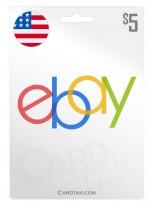 eBay 5 USD United States