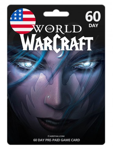 World of Warcraft 60 Days (US)