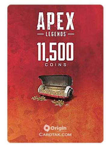 گیفت کارت اپکس لجندز 11,500 کوین اوریجین