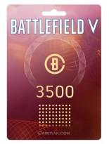 گیفت کارت 3500 سکه Battlefield V - اوریجین