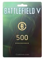 گیفت کارت 500 سکه Battlefield V - اوریجین