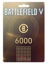 گیفت کارت 6000 سکه Battlefield V - اوریجین