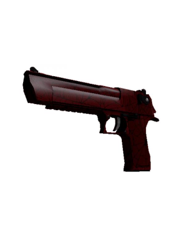 اسلحه Desert Eagle | Crimson Web Minimal Wear