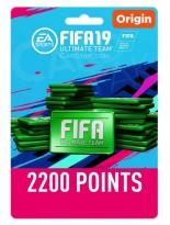 FIFA 19 - 2200 Point Pack - Origin