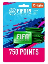 FIFA 19 - 750 Point Pack - Origin