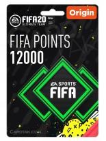 FIFA 20 - 12K Point Pack - Origin