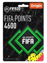 FIFA 20 - 4600 Point Pack - Origin