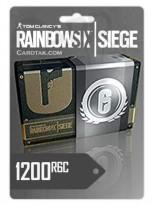 Rainbow Six Siege 1200 Credits - Steam