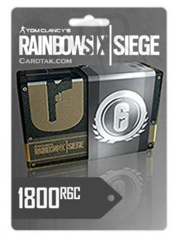 Rainbow Six Siege 1800 Credits - Steam