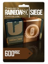 Rainbow Six Siege 600 Credits - Steam