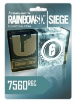 Rainbow Six Siege 7560 Credits - Steam