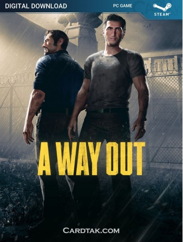 A Way Out (Steam)