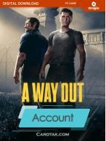 اکانت بازی اورجینال A Way Out + گارانتی