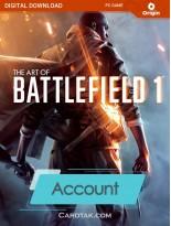 اکانت بازی اورجینال Battlefield 1 + گارانتی