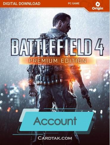 اکانت بازی اورجینال Battlefield 4 Premium Edition + گارانتی