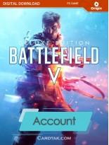 اکانت بازی اورجینال Battlefield V Deluxe