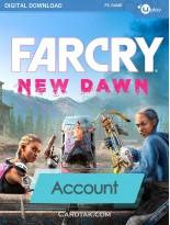 اکانت بازی اورجینال Far Cry New Dawn + گارانتی