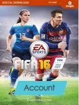 اکانت بازی اورجینال FIFA 16 + گارانتی