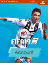اکانت بازی اورجینال FIFA 19 + گارانتی